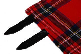 Made to Measure Full Dress Kilts 100 Wool Traditional Scottish 8 Yard