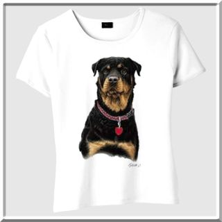 Killen Rottweiler Dog Breed Womens Shirts s L XL 2X 3X