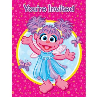Kids Birthday Party Supplies Abby Cadabby Theme