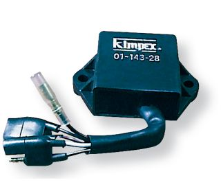 Kimpex 01 143 2 CDI Box Arctic Cat Cross Country Jag Lynx Pantera 3002