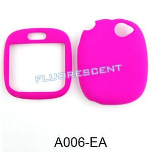 For Sharp Kin One 1 Case Cover Neon Rich Hot Pink