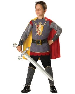 Child Loyal Knight Costume Halloween Costumes