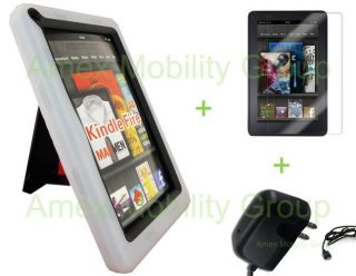 case for KINDLE FIRE ONLY, NOT FOR KINDLE FIRE HD features in clear