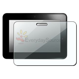 Leather Case Cover +Clear Screen Protector For New Kindle Fire HD 7 7