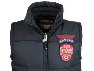 gilet Body Warmer Jacket Coat Kintyre Exning Navy Blue