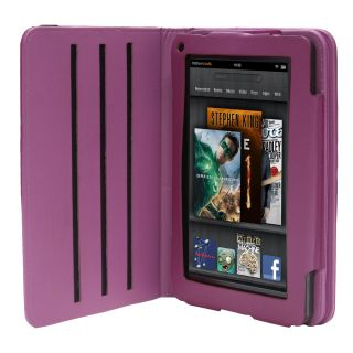 Fosmons Rotating Leather Case Cover for  Kindle Fire 7 Tablet