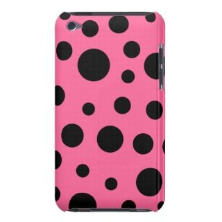 Customizable Circles & Dots iPod Case Mate Cases