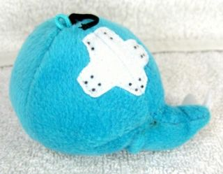 Cute Blue Kiko Neopets Mini Plush Doll from McDonalds