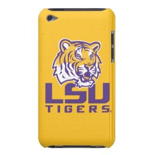 Tiger Head   LSU Tigers iPod Touch Case Mate Case