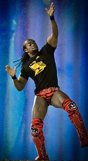 WWE Kofi Kingston Mattel Series 10 Figure Basic Air Boom RARE VHTF