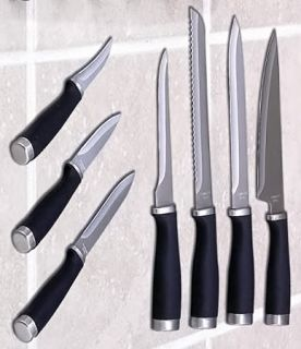 Kitchen Chic Klug™ 14pc Gourmet Cutlery Wood Block Set