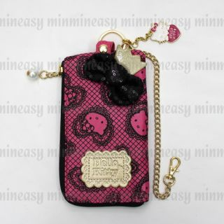 iPhone 4 iPod Touch  Cell Phone Sanrio Hello Kitty Coin Wallet