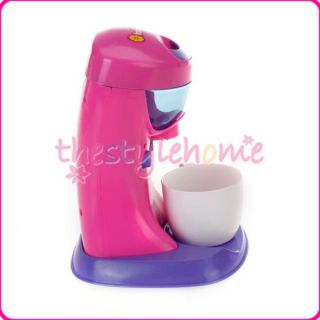 Role playing Educational Toy Kitchen Set Water Dispenser w Music Light