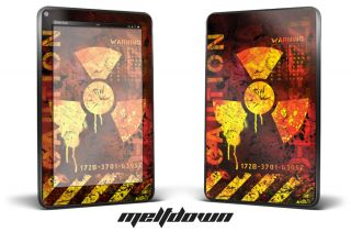 Kindle Fire Skin Decal Cover Sticker 7 inch Reader Tablet