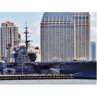 Big Aircraft Carrier Ship Photo Cutouts