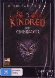 Kindred The Embraced Complete 2 Disc Set New DVDs