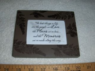 Kindred Hearts Mini Plaque The Best Things in Life Are The People We