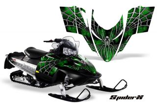 Polaris Shift RMK Dragon Snowmobile Sled Graphics Kit Decals SXG