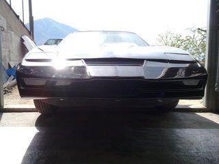 82 Pontiac Firebird Knight Rider Kitt Karr Front Nose Bumper 2 3S