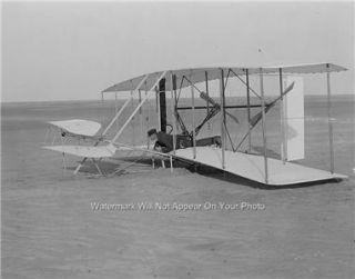 Wilbur Orville Wright Brothers Kitty Hawk N C Photo Aero Flight Flying