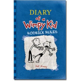 Diary of A Wimpy Kid Poster Rodrick Rules Jeff Kinney