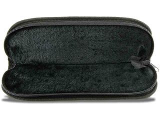 Safe and Sound Gear Zip Up Knife Case Pouch 11 in Black Nylon with