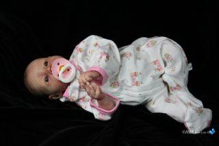 Reborn Baby Prototype Josephine Brit Klinger by Evon L Nather