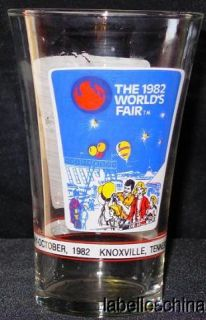 The 1982 Worlds Fair Knoxville Tennessee McDonalds Coke