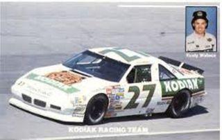 27 Rusty Wallace Kodiak Racing Championship Car Pontiac Decals Cady