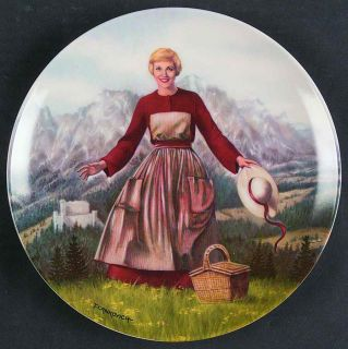 Knowles Sound of Music Collector Plate 1986 72193