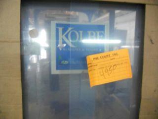 Kolbe Kolbe Milwork Co Door 25 25X67 25 Entry Way Opening Door