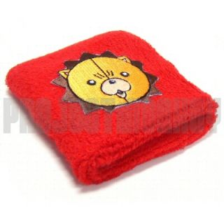 Bleach Kon Red Wristband Sweatband Lion Japanese Anime Manga