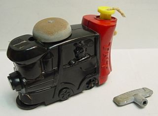 Koo Koo Choo Choo Mechanical Suspense Game 1966 by Ohio Art