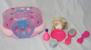 Battat Kitty Kat Marie Vet Cage Kit Kitten Cat Toy Cute