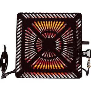 Kotatsu Heater Unit 500W Low Profile MSF 500H K Japan
