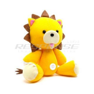 Bleach Kon 9 Plush Doll Figure Toy Yellow Lion Anime Manga Official