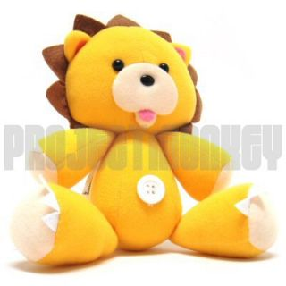 Bleach Kon Plush Doll Original Lion Japanese Anime Manga Officially