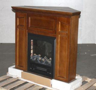 Kozy World The Hamilton Electric Fireplace Wall or Corner Installation