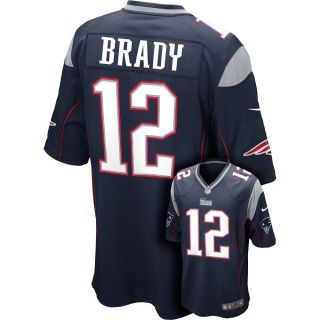 Nike New England Patriots Tom Brady Jersey Boys Size XL