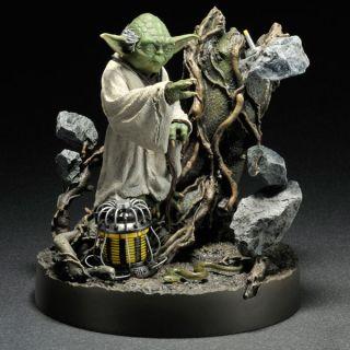 Japan Kotobukiya ARTFX Yoda Star Wars Episode V The Empire Strikes