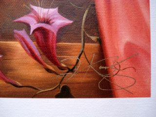 Vladimir Kush Hibiscus Dancer Signed and Numbered Best offers Welcome