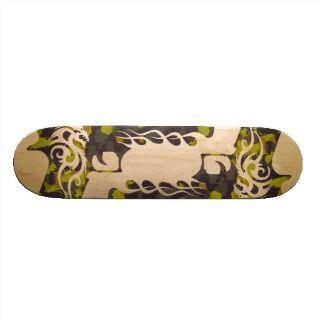 camo gun 5 skateboard