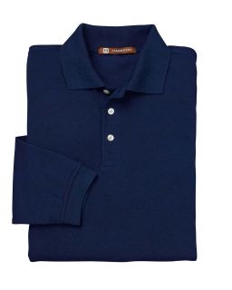 Harriton 5 oz Easy Blend Long Sleeve Polo M265L