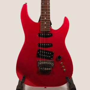 Kramer Focus 6000 Electric Guitar with Hard Case