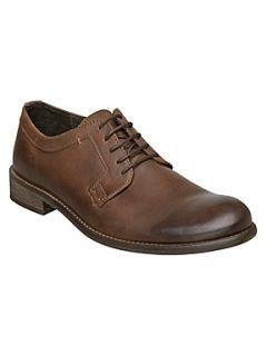 Bertie Benjamin round toe shoes Tan