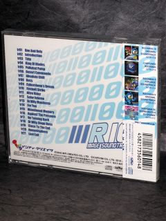 Rockman 10 Mega Man Arranged Image Soundtrack Capcom Game Music CD New