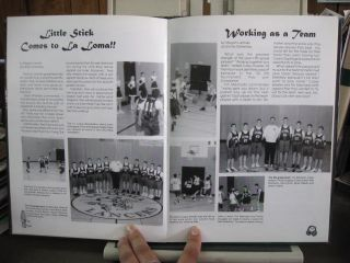 2002 La Loma Junior High School Yearbook Modesto CA