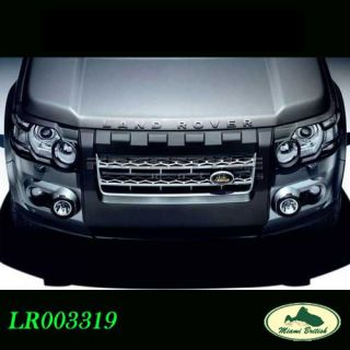 Land Rover Bumper Bar Brush Guard LR2 08 10 New