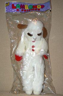 Lamb Chop Hand Puppet 1993 Shari Lewis New Lambchop