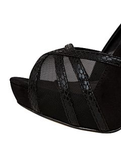 Untold Dartfish Open Court Shoes Black
